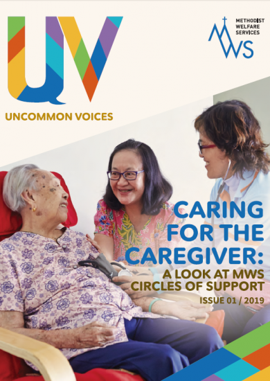 Uncommon Voices 2019 Issue 1