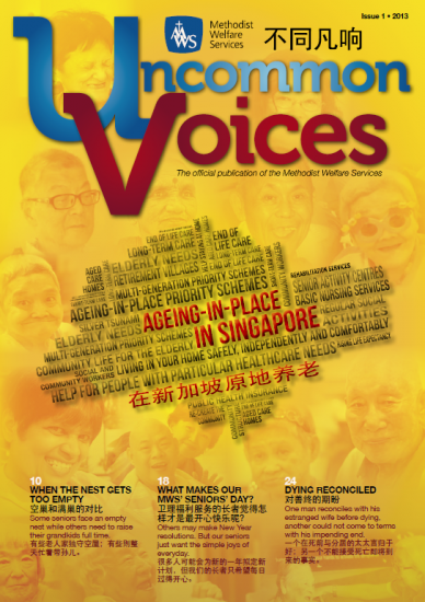 Uncommon Voices 2013 Issue 1
