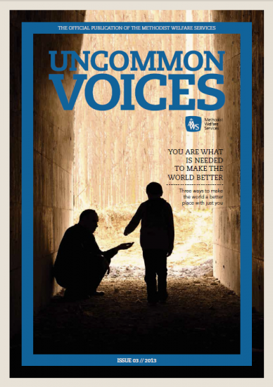 Uncommon Voices 2013 Issue 3