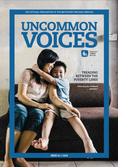Uncommon Voices 2014 Issue 1