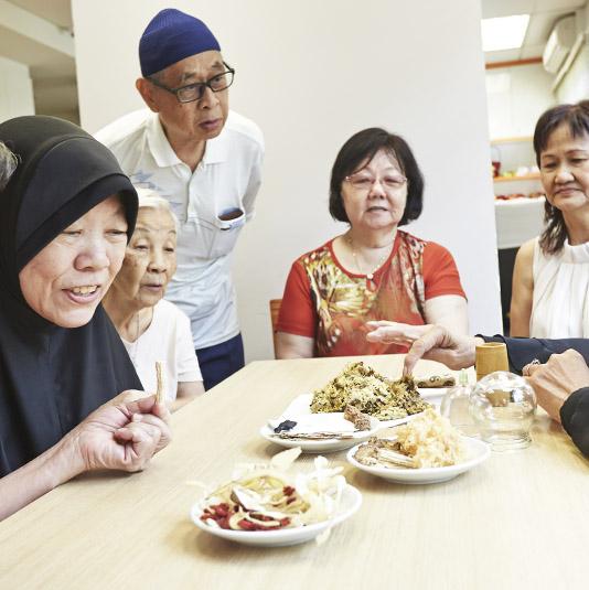 Engage Socially-Isolated Seniors