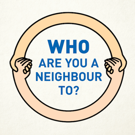 Who Are You A Neighbour To?